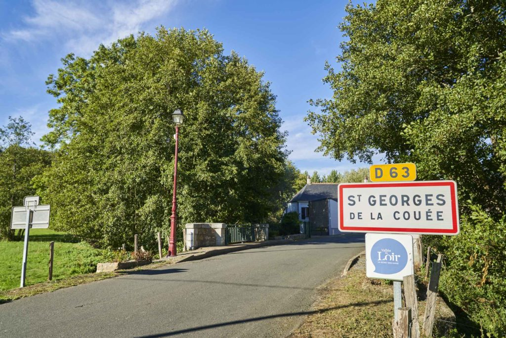 Saint Georges de la Couée village touristique en Sarthe, découvrez notre patrimoine