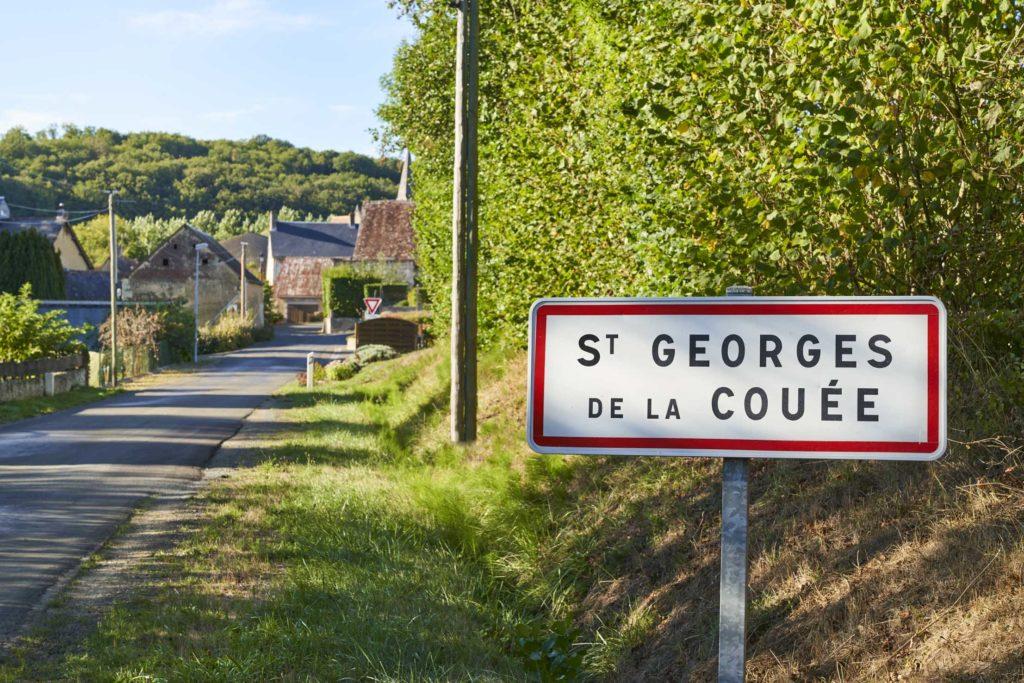 Saint Georges de la Couée, village sarthois touristique avec un patrimoine culturel remarquable