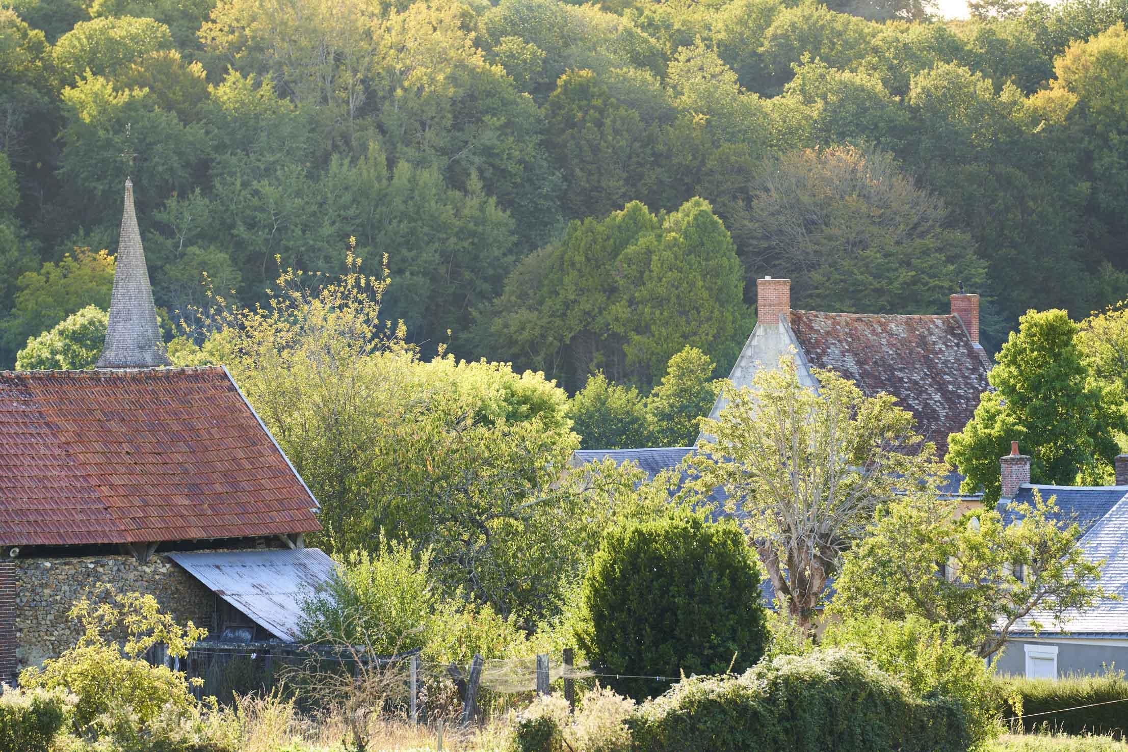 Saint Georges de la Couée village de Sarthe touristique