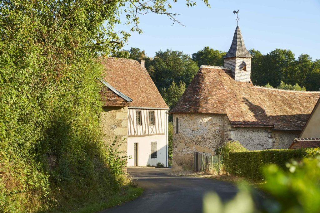 Saint Fraimbault Hameau touristique en Sarthe
